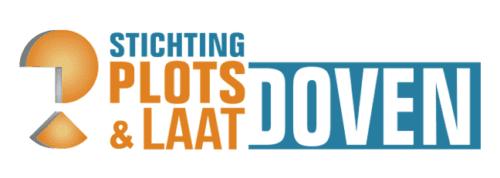 Logo stichting plots-en laatdoven